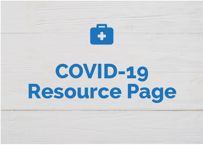 Covid19 Resource Button