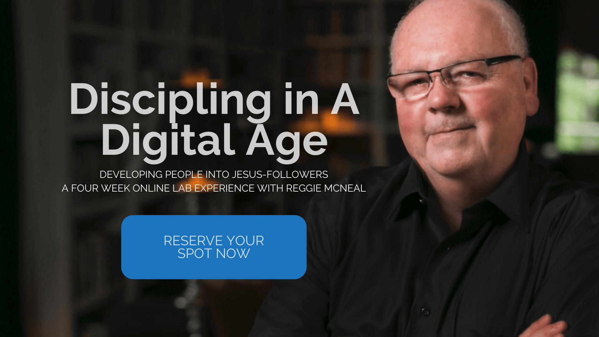 Discipling Digital Age Lab