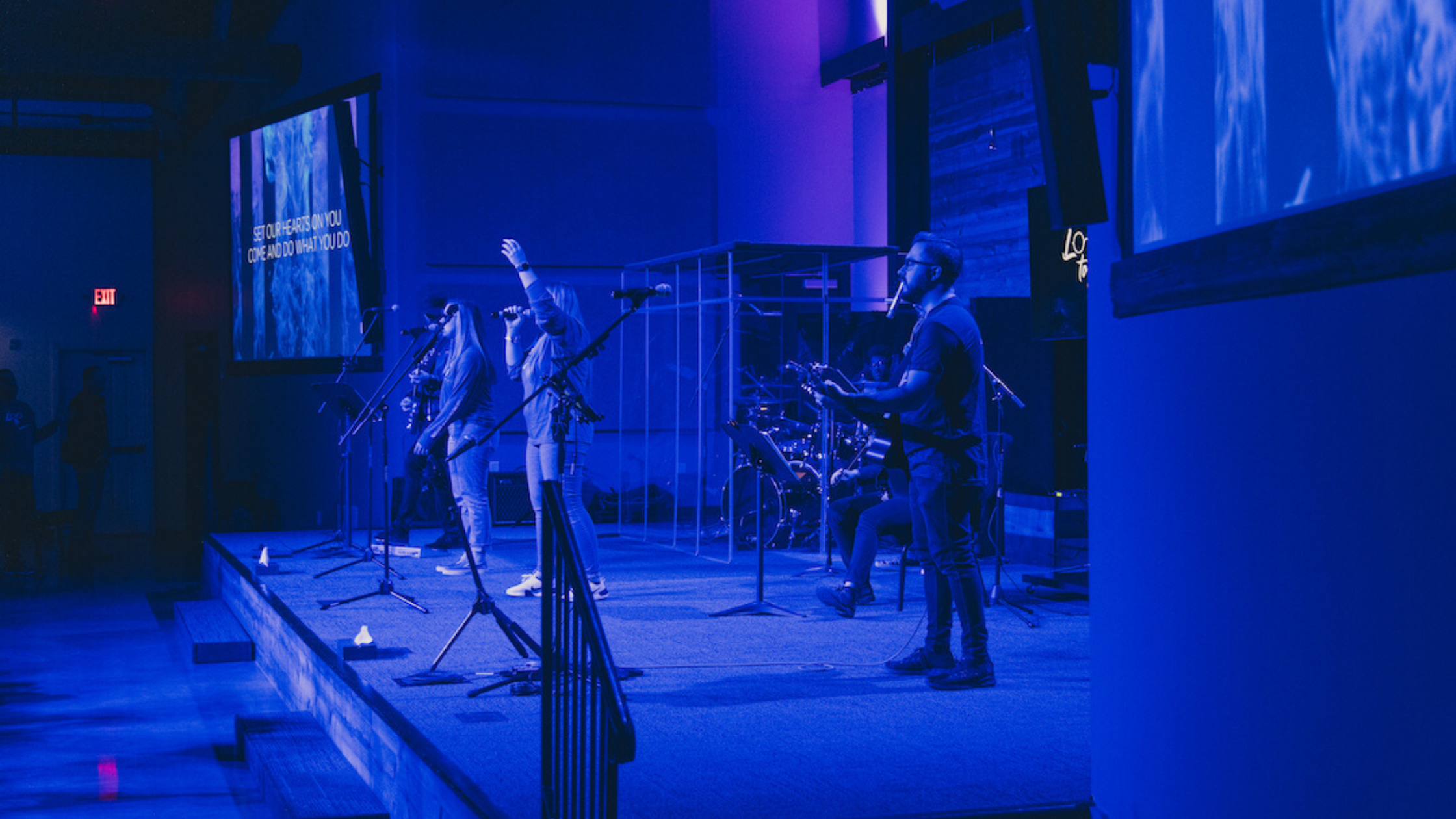 Apply Now! Worship Pastor in Columbus, OH!